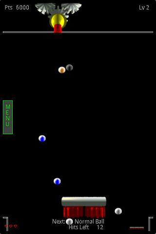 Don't Lose Your Balls! Limited Android Arcade & Action