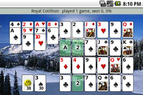 Patience Revisited solitaire Android Cards & Casino