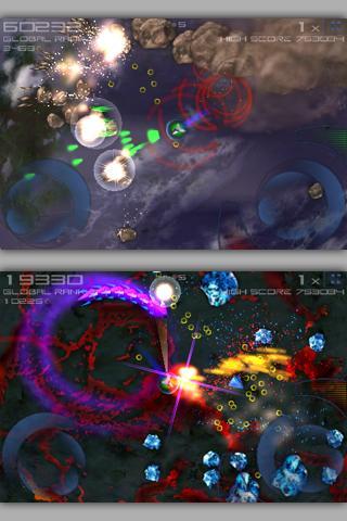 Meteor Blitz Free – Nexus One Android Arcade & Action
