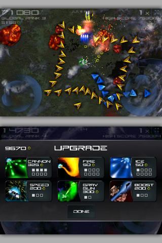Meteor Blitz Free – Nexus One Android Arcade & Action