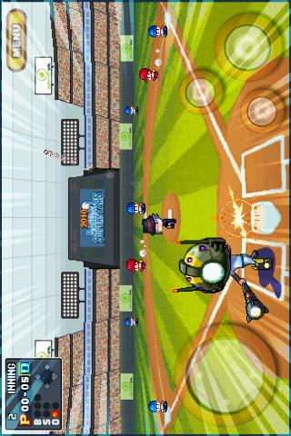Baseball Superstars® 2010 Android Arcade & Action