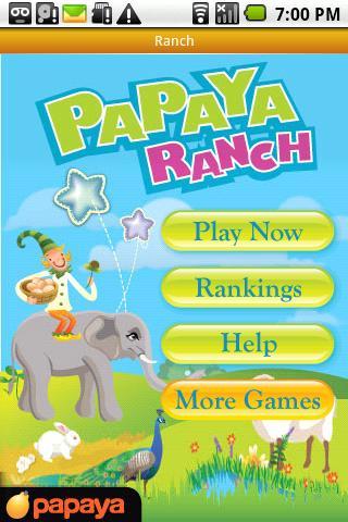 Papaya Ranch Android Casual