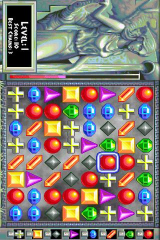 Gem Buster Android Brain & Puzzle
