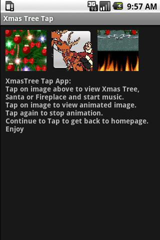 Xmas Tree Tap Android Casual