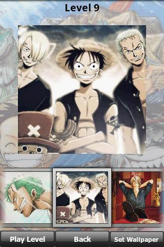 One Piece Puzzle : Jigsaw Android Brain & Puzzle