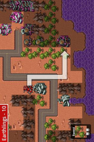 Battle for Mars Lite Android Brain & Puzzle