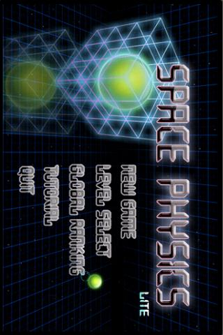 Space Physics Lite Android Brain & Puzzle