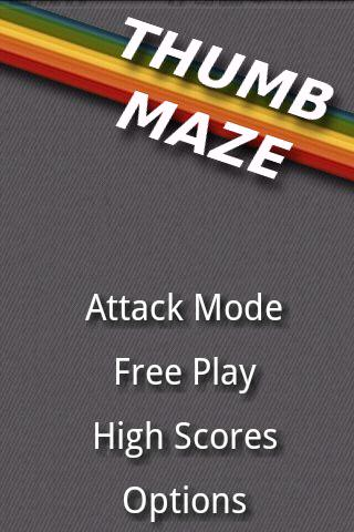 Thumb Maze 3 Android Brain & Puzzle