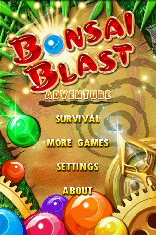 Bonsai Blast Android Casual