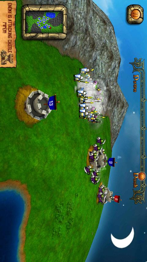 Castle Warriors Android Arcade & Action