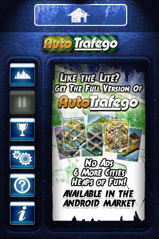 Auto Traffic Halloween Edition Android Arcade & Action