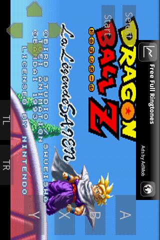 Dragon Ball Z – La Legende Android Arcade & Action
