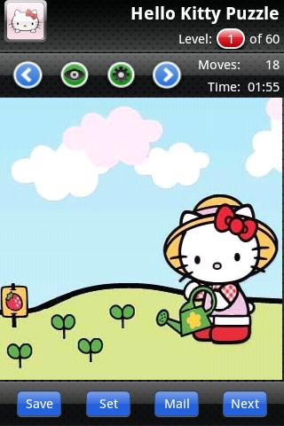 ~ Hello Kitty ~ Android Casual