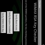 Wimax Keys Checker