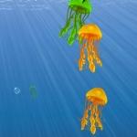 Jellyfish Tank Live Wallpaper