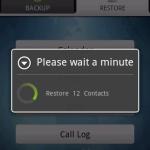 Mobile Backup II