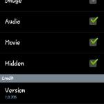 iSdBackup for Galaxy S / Tab