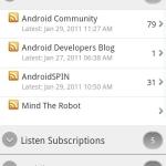 D7 Google Reader