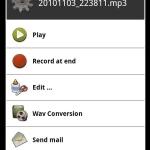 RecForge Free  Audio Recorder