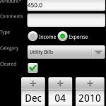 EZ Budget Tracker Demo