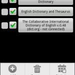 Fora Dictionary