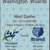 Washington Wizards Countdown