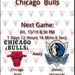 Chicago Bulls Countdown