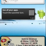 San Francisco 49ers Countdown