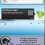 St Louis Rams Countdown
