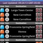 DC Metro Transit Info