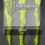 ADWTheme Monster Energy
