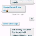 TextOne