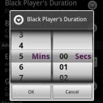 Chess Clock App