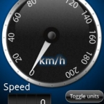 Speed Proof  Speedometer