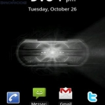 Droid Eye Scan Live Wallpaper