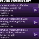 Baltimore Ravens Fan Zone
