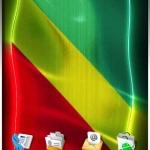 CONGO REP LIVE FLAG