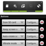 Power Control Plus widget