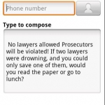 Lawyers And Legal Jokes