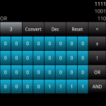 Binary Calc Lite