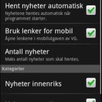 VG Nett Headlines