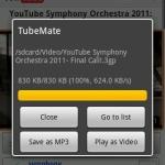 TubeMate: YouTube