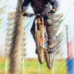 BMX Bike Live Wallpaper