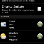 Synker Beta  The Sync Widget