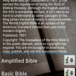 Grace Mobile Bible Studio App