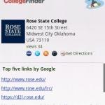 CodeMunch CollegeFinder