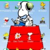 Snoopy and Woodstock Theme