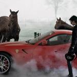 Sport cars : Ferrari