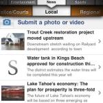 Sierra Sun Mobile Local News