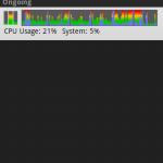 Usage TimelinesFree CPUMonitor